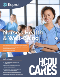 nurse newsletter